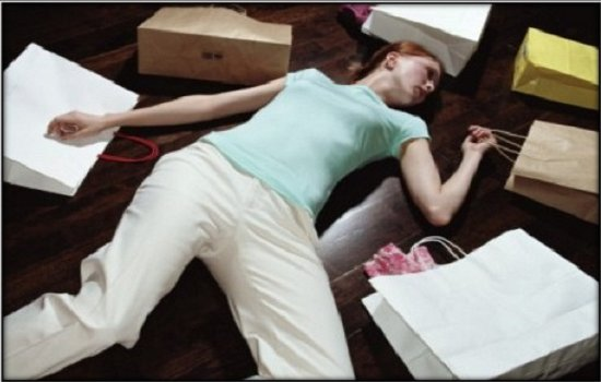 買い物依存症の末路